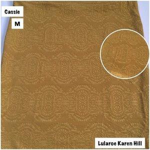 Lularoe Cassie skirt medium NWT